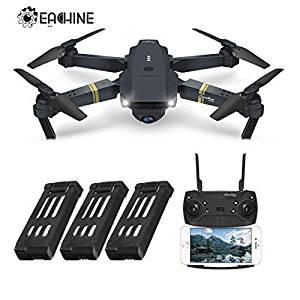 el mejor drone plegable con camara