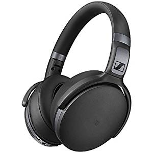 Sennheiser over ear cascos bluetooth