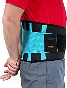 faja lumbar para proteger la espalda