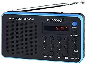mejor radio portatil