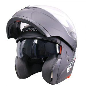 cascos de moto modulares baratos