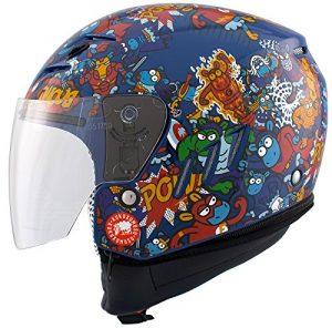 mejor casco de moto infantil