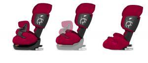 peso y edad para sillas de coche