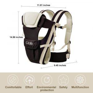 mochila para bebés más barata