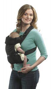 mochila para bebé recien nacido chicco