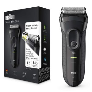 mejor maquina de afeitar electrica para pieles sensibles