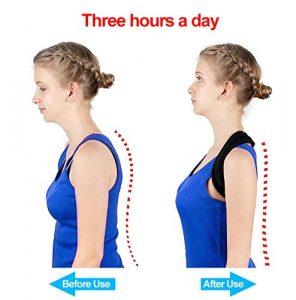 corrector de espalda mujer